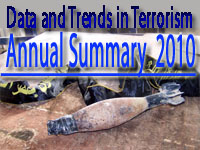 2010 Annual Summary – Data and Trends in Terrorism
